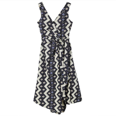 Factory price woven ladies summer office dress